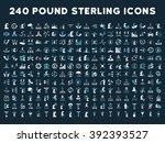 240 british business vector... | Shutterstock .eps vector #392393527
