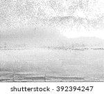 grunge texture background  ... | Shutterstock .eps vector #392394247