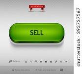 green button for webdesign or...   Shutterstock .eps vector #392737567