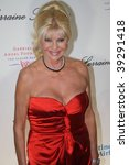 NEW YORK, NY - OCTOBER 20: Ivana Trump attends the 2009 Angel Ball on October 20, 2009 in New York City. - stock photo