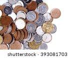 Czech Koruna Money Texture As...