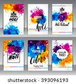 calligraphic header and banner... | Shutterstock .eps vector #393096193