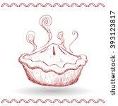 bakery icon design | Shutterstock .eps vector #393123817