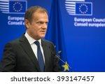 brussels  belgium   mar 17 ... | Shutterstock . vector #393147457