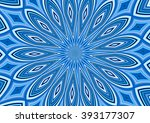 abstract design in black  white ... | Shutterstock . vector #393177307