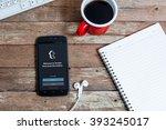 bangkok thailand   march 16... | Shutterstock . vector #393245017