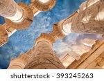 Great Hypostyle Hall And Cloud...