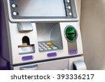 atm machine   Shutterstock . vector #393336217