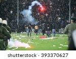 thessaloniki  greece   march 02 ... | Shutterstock . vector #393370627