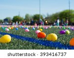 Easter Egg Hunt With Plastic ...