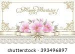 Greeting Card Happy Birthday...