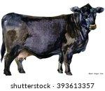 Cow. Cow Watercolor...