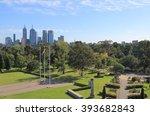 Melbourne Cityscape Botanic...