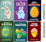 Vintage Easter Egg Poster...