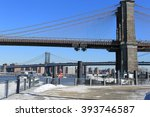 new york  ny  usa jan 13  ... | Shutterstock . vector #393746587