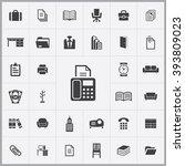Office Icon  Office Icon Vecto...