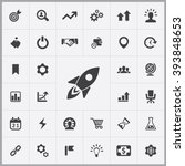 simple startup icons set....