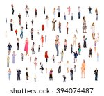business picture achievement... | Shutterstock . vector #394074487