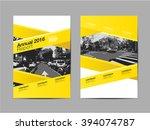 layout design  template ...   Shutterstock .eps vector #394074787