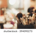 close up of professional... | Shutterstock . vector #394090273