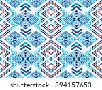 tribal ethnic collection ... | Shutterstock .eps vector #394157653