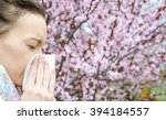 Allergic Reactions To Spring...