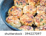 Homemade Chicken Cutlet With...