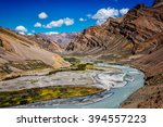 Himalayan Landscape In...