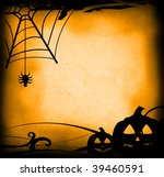 the halloween abstract... | Shutterstock . vector #39460591