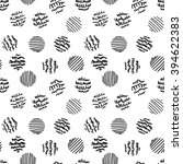 seamless pattern made with... | Shutterstock .eps vector #394622383