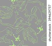 vector illustration of seamless ...   Shutterstock .eps vector #394629757