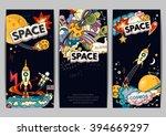 cartoon vector illustration of...   Shutterstock .eps vector #394669297