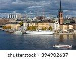 stockholm  sweden   october 11  ... | Shutterstock . vector #394902637
