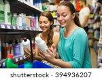 adult woman in good spirits... | Shutterstock . vector #394936207
