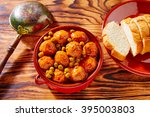 Small photo of Meatballs tapas meatloaf albondiga recipe from Spain