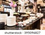 abstract blur beautiful luxury... | Shutterstock . vector #395096827