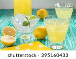 Lemonade Or Limoncello In A...