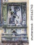 edinburgh  scotland   march... | Shutterstock . vector #395162743
