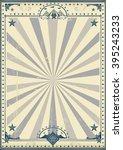 circus circus vintage poster. a ...   Shutterstock .eps vector #395243233
