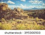 Big Rocks Landscape In The...
