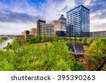 greensboro  north carolina  usa ... | Shutterstock . vector #395390263