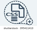 flat vector illustration. css...