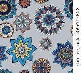seamless pattern texture.... | Shutterstock .eps vector #395412853