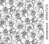 floral seamless pattern with...   Shutterstock .eps vector #395417173