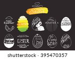 vector illustration of label... | Shutterstock .eps vector #395470357
