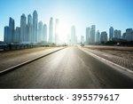 Road In Dubai  United Arab...