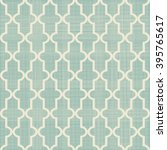 seamless moroccan pattern in... | Shutterstock .eps vector #395765617