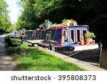 Beautiful Narrow Boat On The...