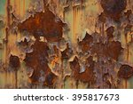 Corroded Grunge Background