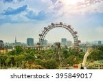 vienna  austria   april 27 ... | Shutterstock . vector #395849017